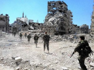 """Báo TQ: Nga, Mỹ """"chơi trò"""" Chiến tranh Lạnh tại Syria"""