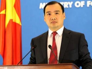 Tin tức Việt Nam - Phản đối TQ khánh thành 2 ngọn hải đăng ở Trường Sa