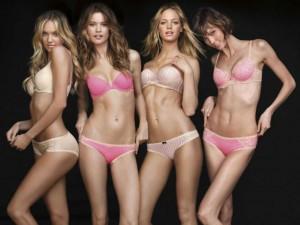 Bài tập eo thon của các thiên thần Victoria's Secret