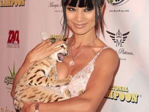 """Mèo """"hàng trăm triệu"""" làm thú cưng của người đẹp châu Á"""