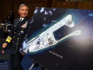 Mỹ sẽ tuần tra gần đảo nhân tạo TQ xây trên Biển Đông