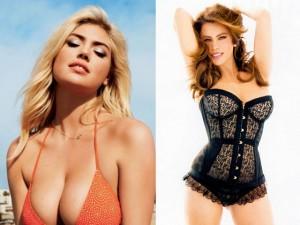 Làm đẹp - Tiết lộ kích cỡ ngực thực sự của các mỹ nhân nổi tiếng