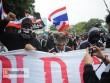 Ultra Thái Lan huyên náo sân Mỹ Đình