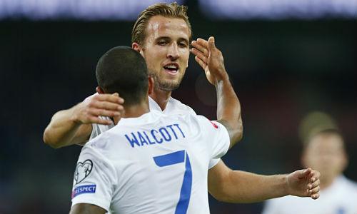 Tuyển Anh xuất sắc khi không có Rooney - 2