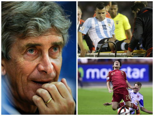 Man City: Bão chấn thương và gánh nặng ngôi đầu - 1