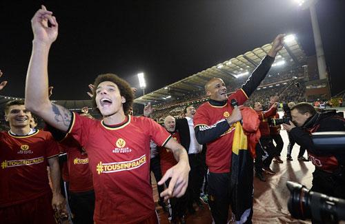 Bỉ vượt mặt Argentina, Đức lên số 1 thế giới - 3