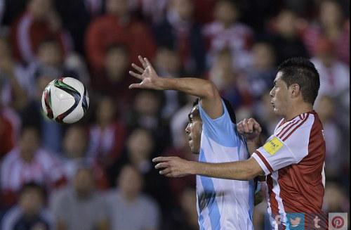 Paraguay - Argentina: Vũ điệu lạc nhịp - 1