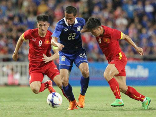 BXH FIFA tháng 10: ĐT Việt Nam tăng 3 bậc - 1
