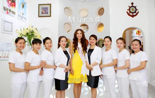 Bí mật đằng sau vẻ đẹp hoàn hảo của Hoa hậu Phạm Hương - 3