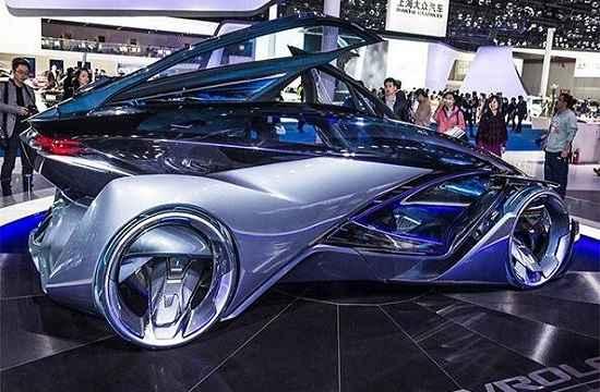 Những mẫu xe không người lái của hãng xe nào sắp ra mắt? - 5