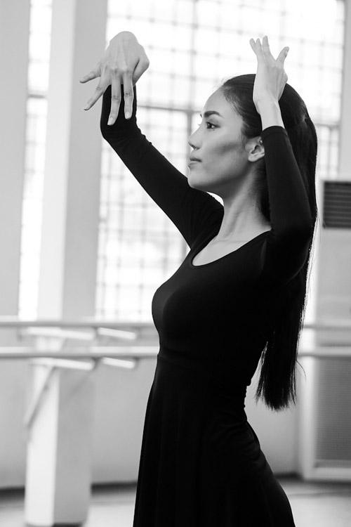 Lan Khuê sẽ múa dân tộc tại Hoa hậu Thế giới 2015 - 3