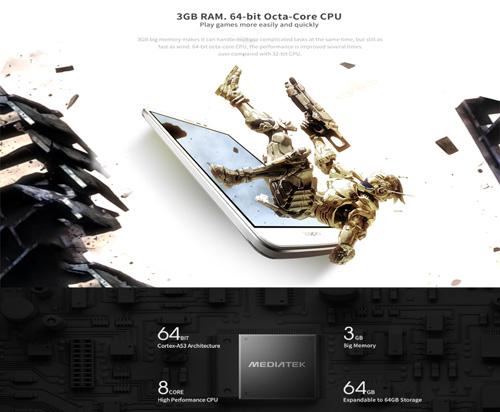 Ngỡ ngàng trước khuyến mãi khủng, smartphone RAM 3G giá 3,4 triệu đồng - 4