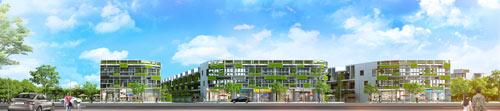 BĐS khu Đông SG: Nhà phố tầm trung luôn hấp dẫn người mua - 1
