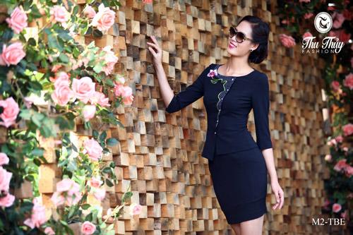 Thời trang công sở đẹp ưu đãi 40% nhân ngày Phụ nữ Việt - 1