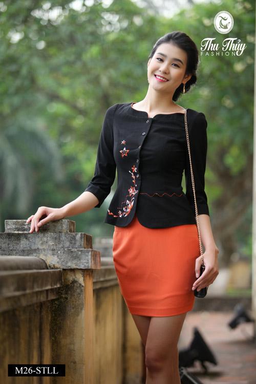 Thời trang công sở đẹp ưu đãi 40% nhân ngày Phụ nữ Việt - 10