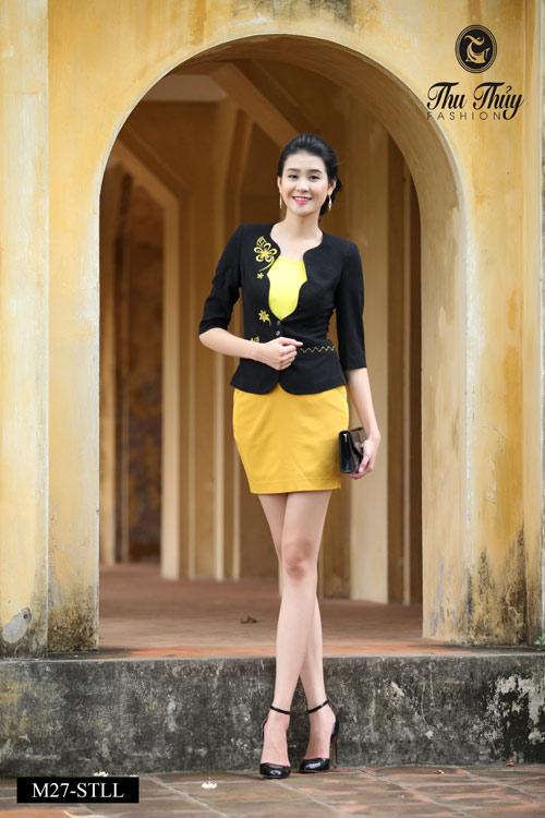 Thời trang công sở đẹp ưu đãi 40% nhân ngày Phụ nữ Việt - 15