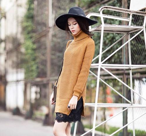 """Chị em Việt """"điệu quên thời tiết"""" với váy ngủ mỏng - 6"""