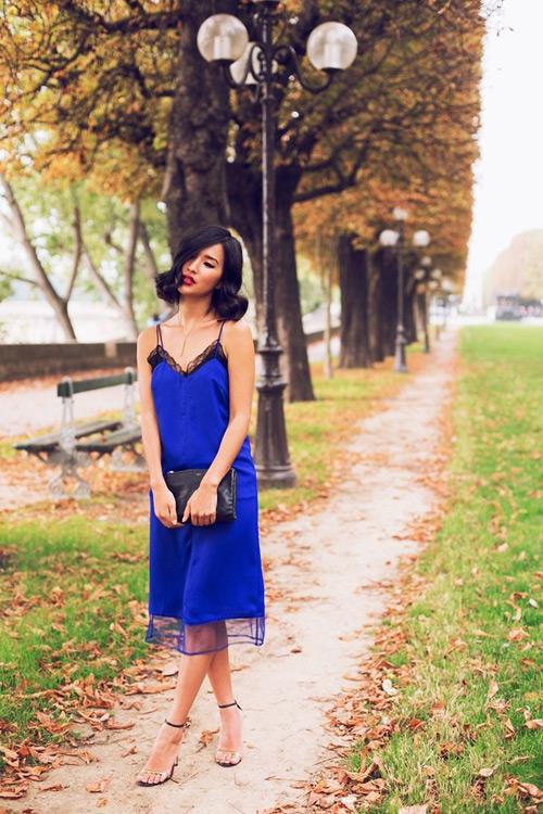 """Chị em Việt """"điệu quên thời tiết"""" với váy ngủ mỏng - 3"""