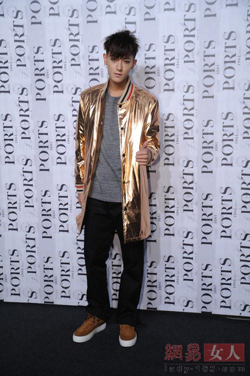 Kendall và Tao (EXO) thu hút ở tuần lễ Thượng Hải - 2
