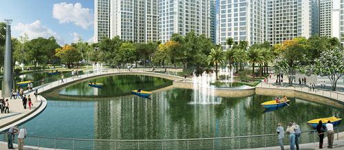 Ra mắt Park 5 - Tòa căn hộ đẹp nhất của Vinhomes Central Park - 1