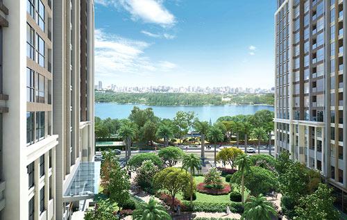 Ra mắt Park 5 - Tòa căn hộ đẹp nhất của Vinhomes Central Park - 2