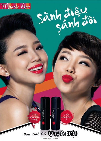 """""""Soi"""" cách make up ruột của Tóc Tiên - 3"""