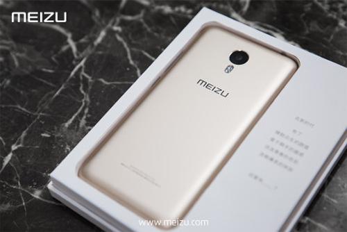 Meizu lộ điện thoại chip 8 nhân, vỏ kim loại đặc biệt - 3