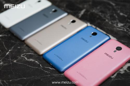 Meizu lộ điện thoại chip 8 nhân, vỏ kim loại đặc biệt - 4