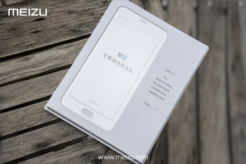 Meizu lộ điện thoại chip 8 nhân, vỏ kim loại đặc biệt - 6