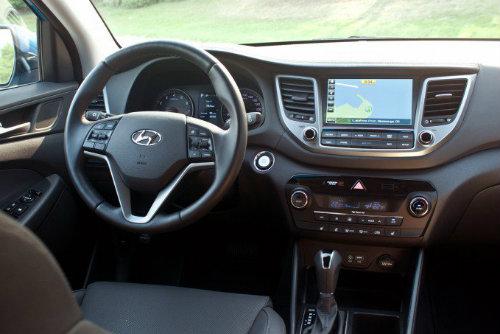 Hyundai Tucson và Mazda CX-5 2016: Ai đo ván ai? - 3