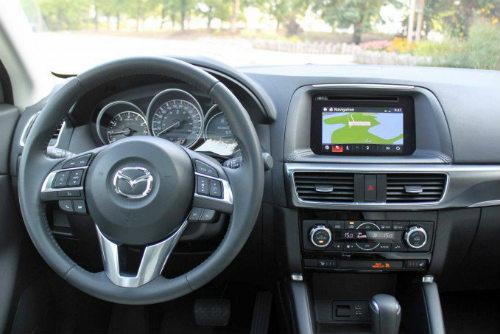Hyundai Tucson và Mazda CX-5 2016: Ai đo ván ai? - 4
