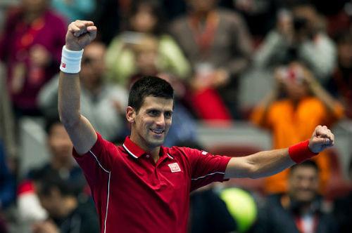 Djokovic - Klizan: Hơn cả tốc hành (V2 Shanghai Masters) - 1