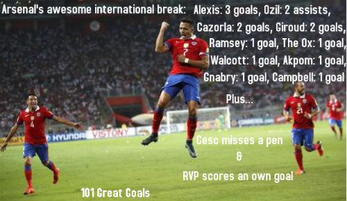 """Sau loạt trận quốc tế, Wenger là """"Ngài hạnh phúc"""" - 1"""