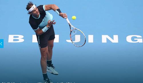 Nadal - Karlovic: Trên cả tuyệt vời (V2 Shanghai Masters) - 1