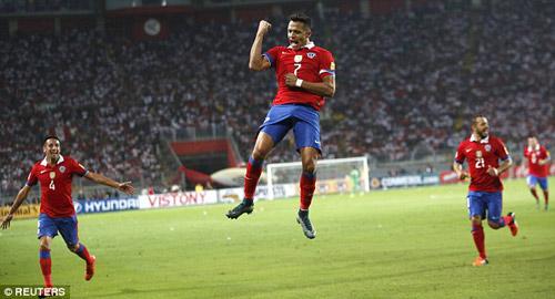 Bán Bale hoặc CR7, Real nhắm Sanchez vào năm sau - 1
