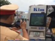 Video An ninh - Xe khách phóng nhanh, vượt ẩu tranh khách gây tai nạn