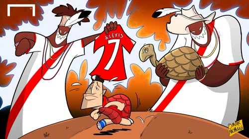 Bán Bale hoặc CR7, Real nhắm Sanchez vào năm sau - 2
