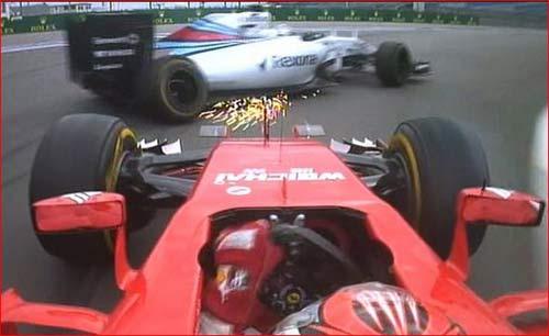 Phía sau vạch đích Russian GP: Mất và được (P3) - 1