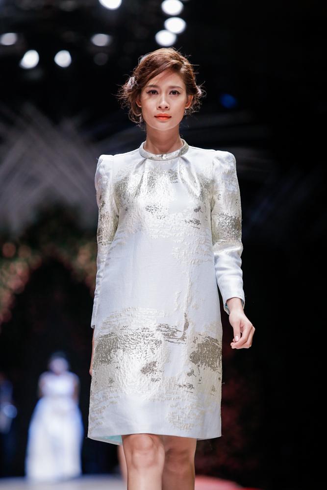 Mẫu Việt hóa quý cô thập niên 50 yêu kiều, thanh lịch - 4