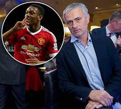 """Tiết lộ: Martial từng """"chê"""" Chelsea để gia nhập MU - 1"""