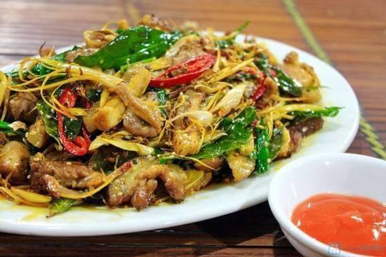 Dac san Tuyen Quang - 1