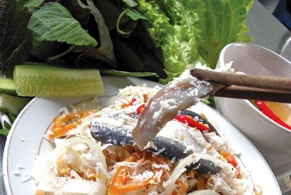 Nhung mon an ngon o Tuyen Quang - 8