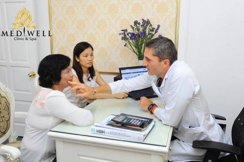 Mediwell Clinic and Spa ưu đãi khủng tôn vinh phụ nữ Việt - 2