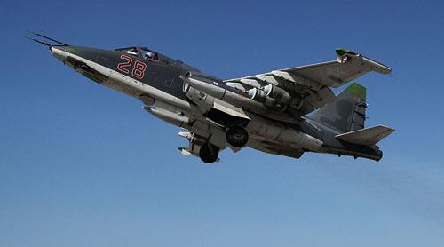 Máy bay Nga cắt đứt đường tiếp tế vũ khí của IS - 1