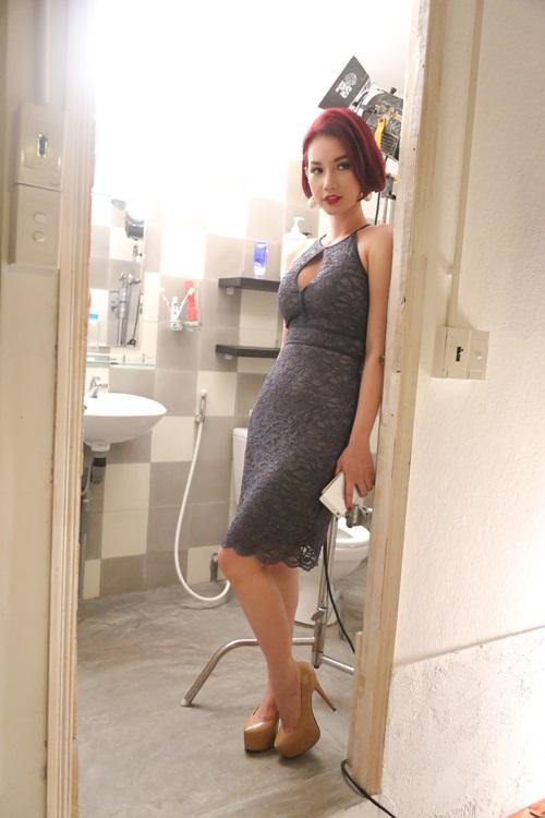 Quỳnh Chi vượt qua nỗi đau ly hôn bằng... thuốc ngủ - 1