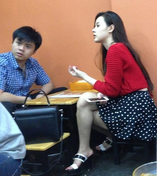 """Loạt ảnh """"ngày vui sớm tắt"""" của mối tình Midu, Phan Thành - 11"""