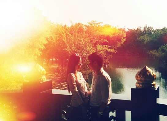 """Loạt ảnh """"ngày vui sớm tắt"""" của mối tình Midu, Phan Thành - 2"""