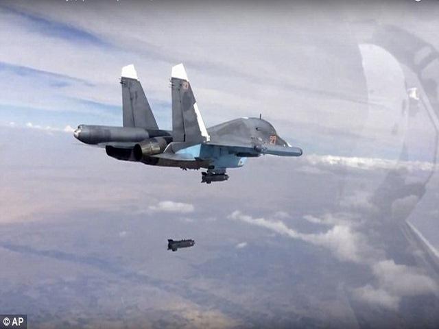"""Mỹ tố """"Putin cố tình"""" tấn công quân do CIA huấn luyện - 2"""