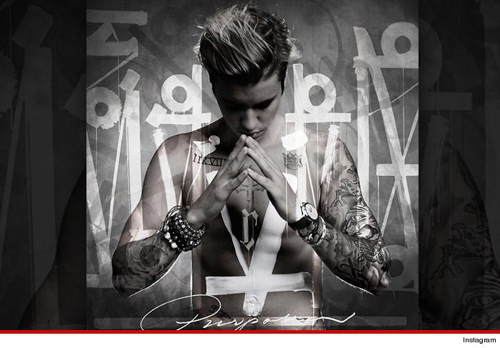 Album của Justin Bieber bị tuýt còi vì ảnh bìa nhạy cảm - 1