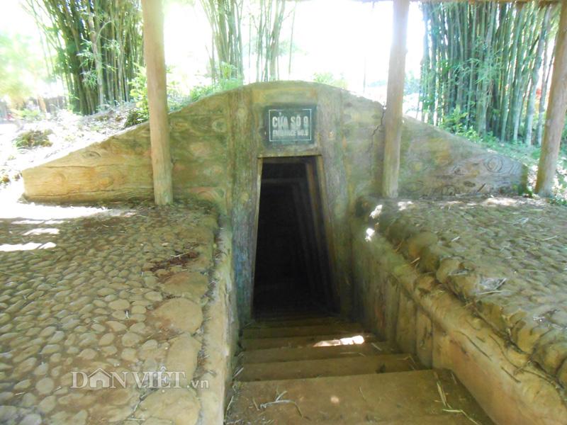 Địa đạo Vịnh Mốc- kỳ tích sống trong lòng đất Quảng Trị - 3